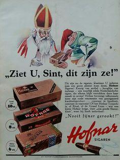 HOFNAR sigaren, advertentie 1939
