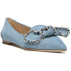 8975ca0364a88 Sam Edelman Rochester Flats ( 55) ❤ liked on Polyvore featuring shoes