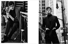LOUIS STEYAERT, SEAN O'PRY & HARRY PULLEY FOR HERCULES MAGAZINE