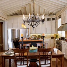 love the cabinetry