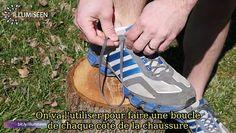 Comment bien lacer ses chaussures pour éviter les ampoules aux pieds quand on court