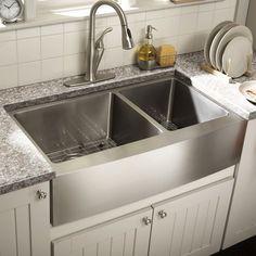 Unique Offset Kitchen Faucet
