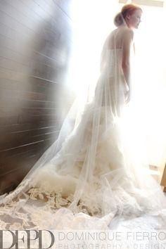 Like a sheer veil