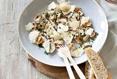 Italský hříbkový salát