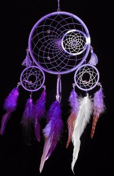 Pictures Of Dream Catchers Double Ring Dream Catcher  Non Traditional Dream Catcher