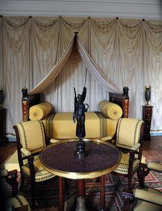 Malmaison - Napoleon's Bedroom- France