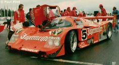 RSC Photo Gallery - Nürburgring 1000 Kilometres 1988 - Porsche 962 no.5 - Racing Sports Cars