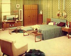 G-Plan furniture catalogue 1965