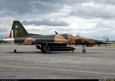 mexican air force | 4506 - Mexico - Air Force Northrop F-5E Tiger II at Tecamac - Santa ...