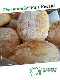 Schnelle Joghurtbrötchen  von Maulmont. Ein Thermomix ® Rezept aus der Kategorie Brot & Brötchen auf www.rezeptwelt.de, der Thermomix ® Community.