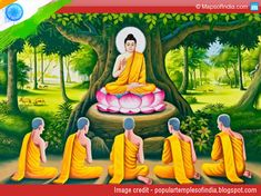Gautama Buddha or Siddhartha Gautama Buddha is known as 'Buddha' which means 'awakened being' or 'enlightened being'. Teachings of Gautama Buddha are the principles of life that had been given by him after attaining the enlightenment.