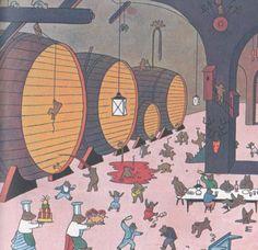 100 Idee Su Dino Buzzati Pittore Dark Fantasy Art Arte Politica