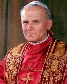 """Someday I plan to go to the """"Land of Wojtyła"""" ; which is Pope John Paul II (1920-2005; Reigned 1978-2005), homeland of Poland and about 90 % of my maternal ancestry. Wojtyła, is the Pope's surname. My maternal Polish bloodline - MAZUREK; were once connected to noble blood in Poland. The MAZUR/MASUR origins came into Poland via the Vistula River c. 899 AD from the German Pomerania in Northern Germany."""