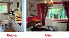 A Feng Shui Case Study: Home Office