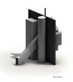 2013 . John Hejduk - Marina Correia Architecture Studio
