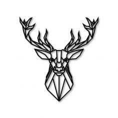 Geometric Stencil, String Art, Stencils, Moose Art, Beautiful Pictures, Logo Design, Diy Projects, Bullet Journal, Concept