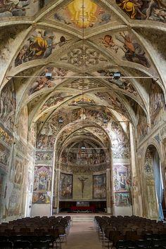 Chiesa del Santissimo corpo di Cristo Brescia