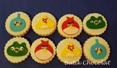 Angry Birds Kurabiyeleri