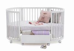 Do Berço do Bebê à Cama da Criança Grande: Berços Multiúso da Sleeper (Parte 2)