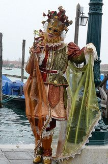 Creepy Clown, More, Clowns, Masks, Carnival, Venice, Imperial Crown, Face Masks