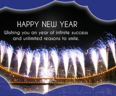 Happy New Year smile success wishes celebration sayings new year happy new year new years quotes