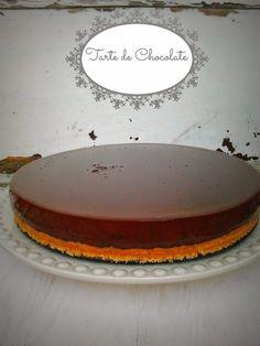 donabimby: Tarte de Chocolate