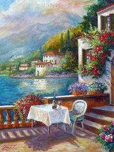 Творчество Gina Femrite (97 обоев)