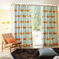 Products   Scion - Fashion-led, Stylish and Modern Fabrics and Wallpapers   Mr Fox (NMEL120071)   Melinki One Fabrics
