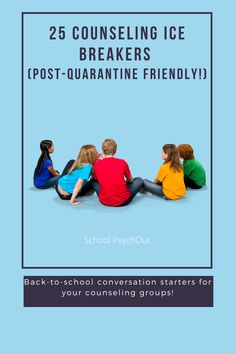 A set of 25 questions to get your students talking about life post-quarantine. Can also be used during #virtuallearning #distancelearning #backtoschool #counseling #icebreakers #kidsgames School Counselor Lessons, Elementary School Counseling, School Psychology, Psychology Resources, Counseling Psychology, Health Lesson Plans, School Reopen, Back To School Night, Meet The Teacher