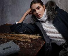 Brunello Cucinelli Fashion Shows Women Fall Winter 2015 16 - Brunello Cucinelli Online Boutique