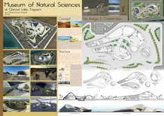 In physical geography, a dune is a hill of sand built either by wind or water flow. Dunes occur in different forms and sizes, formed by interaction with the flo Interior Presentation, Presentation Board Design, Architecture Presentation Board, Product Presentation, Architectural Presentation, University Architecture, Hotel Architecture, Concept Architecture, Architecture Student