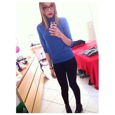 the_pale_thin_girl/2016/10/13 20:19:08/Channeling my inner Alex Turner.✌️ #me #selfie #wiwt #ootd #outfit #style #inspo #alexturner #cute #pretty #colours #lightblue #skinny #pale #thin #boots #legs #blonde #makeup #onfleek #tattoo #ink #redlips #tagsforlikes #igers #italiangirl #italy #girl #beauty #florence