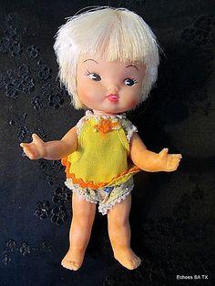 Remco Pocketbook Dolls  hildy- heidi's sister- Bing Images