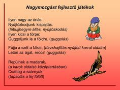 """ Fújja a szél a fákat…"" Mozgással kísért mondókázás - ppt letölteni Therapy Games, Diy Games, Yoga For Kids, Psychology, Activities, Children, School, Google, Image"