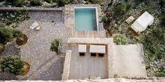 Gallery of Tainaron Blue Retreat / Kostas Zouvelos + Kassiani Theodorakakou  - 10