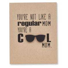 #card #mom #emphasis #condensedfont #handlettering