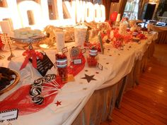 Hollywood Birthday Party Ideas | Photo 3 of 16 | Catch My Party