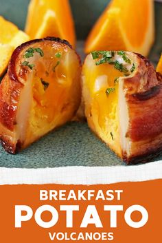 Breakfast Potato Volcanoes | The ingredients and how to make it please visit the website #Breakfast #Potato #Volcanoes #Breakfastpotato #recipes #easy Best Breakfast Recipes, Quick And Easy Breakfast, Sweet Breakfast, Morning Breakfast, Brunch Recipes, Breakfast Ideas, Dinner Recipes, Breakfast Potatoes, Breakfast Dishes