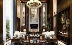 拓者中式风格3D模型 - 客厅 - 拓者设计吧 - Powered by Discuz! Chinese Style, Interior, Home, Design, Interieur, Indoor, House, Ad Home, Homes