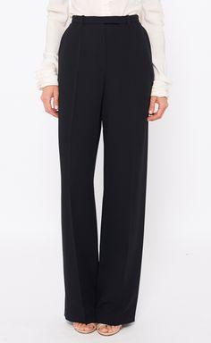 Hermès Black Pant