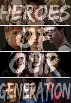 Awesome! FANDOMS UNITE! ~Harry Potter ~Hunger Games Katniss Peets Gale <3 ~The Mortal Instruments Clary Jace Simon <3 ~Percy Jackson