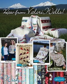 New from Valori Wells