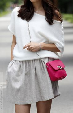 303 Avenue skirt and jumper