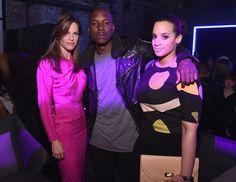 awesome Hilary Swank, Gigi Hadid, Tyrese, Sophia Bush attend Galaxy S6 telephone launch