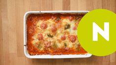 Paradicsomos rakott csirke Meat Recipes, Chicken Recipes, Lasagna, Quiche, Turkey, Tasty, Dinner, Cooking, Breakfast