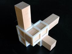 WOOD JOINERY SYSTEM 3d - Google 検索                                                                                                                                                     Más
