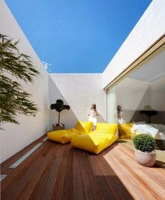 Um jardim para cuidar: Fantásticas ideias para pequenos terraços