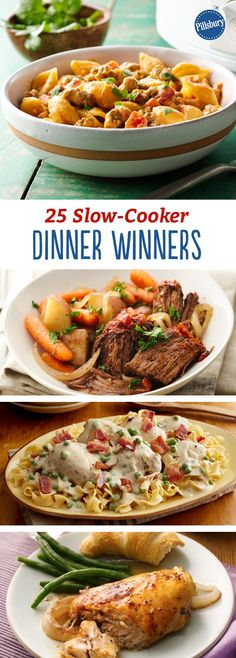 25 Slow-Cooker Dinner Winners: All the best ways to rock the crock this fall.