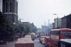 Woolwich Road, Greenwich 1968.