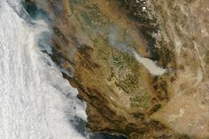 Increased Fire Comes with Increased Health Risks : Image of the Day : NASA Earth…